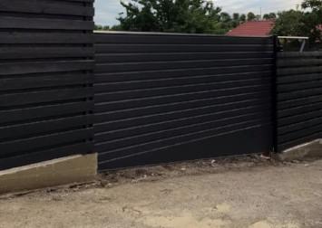Секционные ворота фото 1