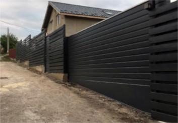 Секционные ворота фото 3