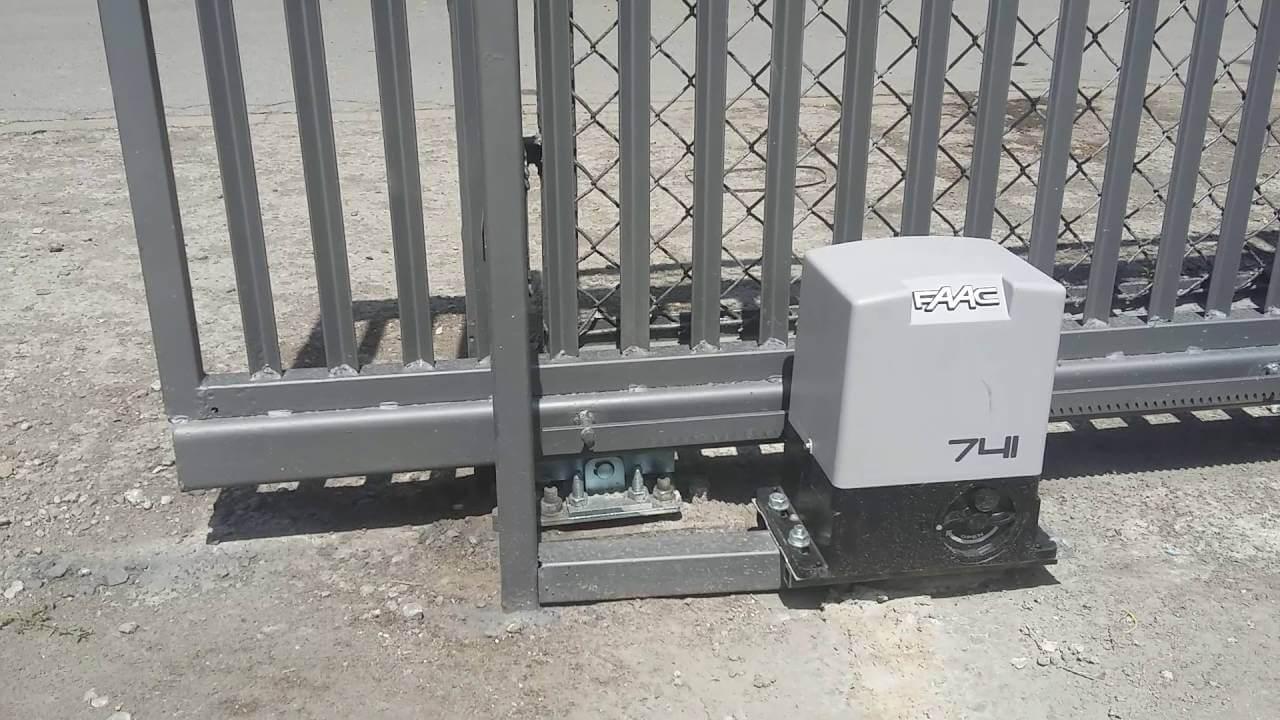Автоматика для ворот Фаак цена