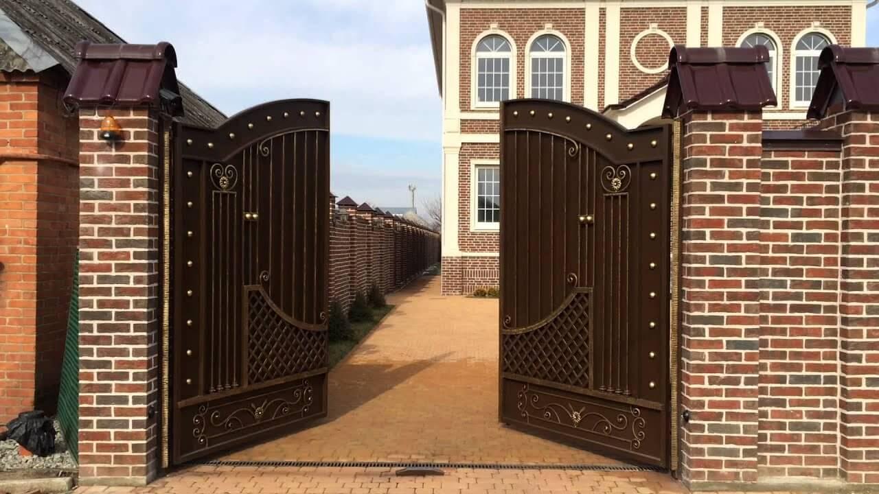 ❶ремонт распашных ворот цена срочный ремонт распашных ворот